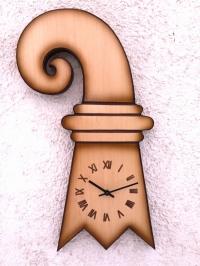 Uhr Baselstab