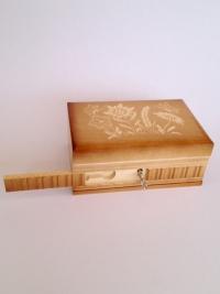Holzbox secret