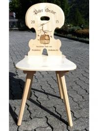 Stuhl Stabelle