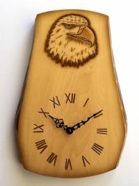 Uhr Adlerkopf
