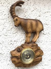 Barometer Steinbock
