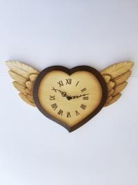 Herz Uhr