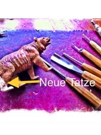 Reparatur Tatze